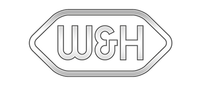 logo w&h dental