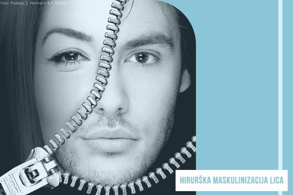 hirurška maskulinizacija lica beograd centar 1